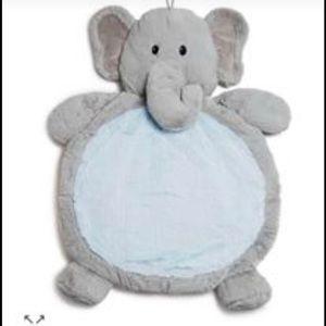 Baby Elephant Plush Play Pad